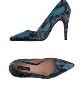 Женские новые туфли испанская марка 38 размер