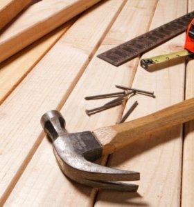 Сборка кухонь, ремонт любой мебели.