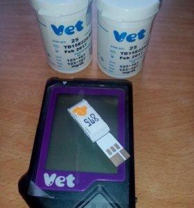 Ветеринарный глюкометр