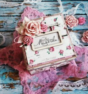 Magic Box -коробочка с сюрпризом