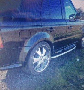 Диски  Range Rover, BMW, ВАЗ