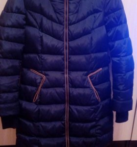 Зимнее пальто ,пуховик   новый