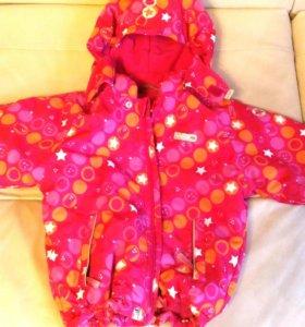 Куртка и комбинезон reima