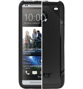 Чехол Otterbox Commuter для HTC ONE M7