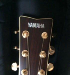Электроакустическая гитара YAMAHA LL6 ARE