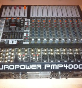 Микшер Berhringer Europower pmp 4000