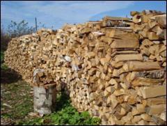 дрова сухие пиленые колотые берёза сосн лиственни