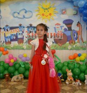 Платье для девочки))