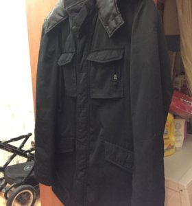 Мужская зимняя куртка Oodji