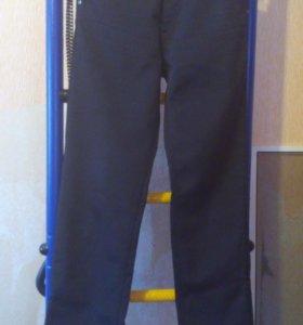 Зимнии болоневые брюки