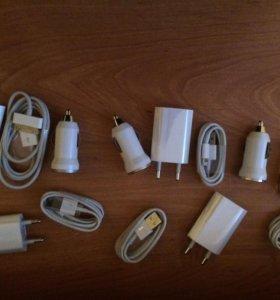 Зарядка на iPhone e