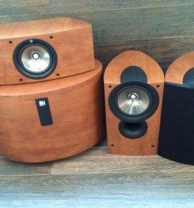 KEF IQ комплект акустики для домашнего кинотеатра