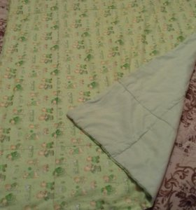 Одеяло детское, очень теплое