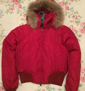Куртка пух 42-44 размер
