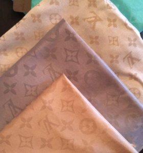 Палантины шарфы платки