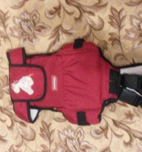 Рюкзак-кенгуру для ребенка