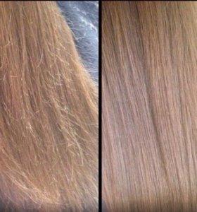 💇Полировка (шлифовка) волос.🙆