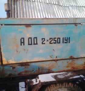 Передвижной Электро генератор 220-380в.-сварка
