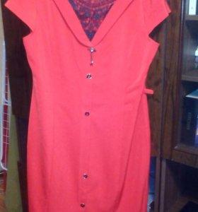 Платье р. 52