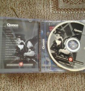 Диск группы Queen mp3