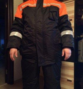 Куртка мужская зима 56 размера