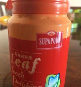 Тайский зубной порошок с гуавой Supaporn 90г