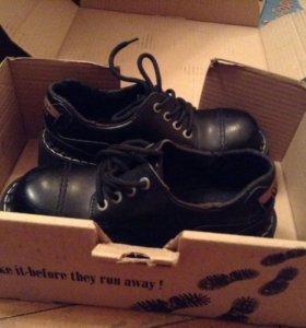 Ботинки Steel