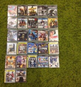 Продаю PS3 и игры
