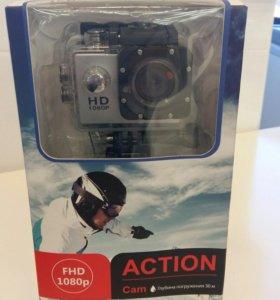 Action cam Экшн камера