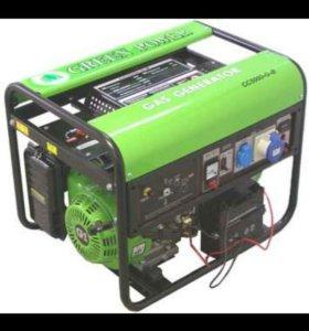 газовый генератор продам