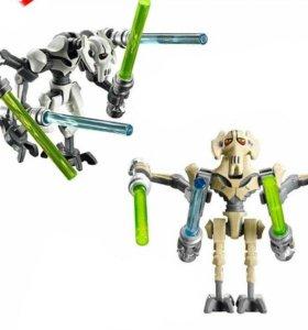 Лего фигурки