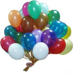 Воздушные шары с гелием