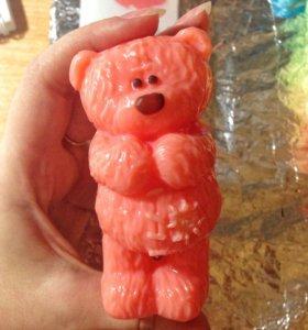 Мыло мишка Тедди
