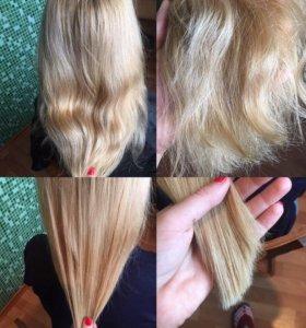 Стрижки,Полировка Волос