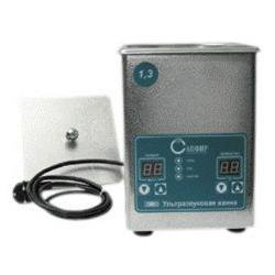 Ультразвуковая ванна 1.3 литра с нагревом,таймер