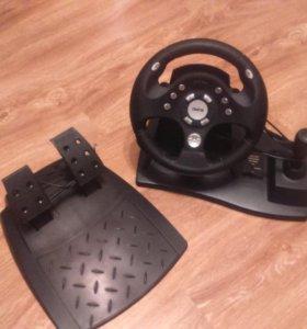 Игровой руль dialog GW11VR Rally Sport