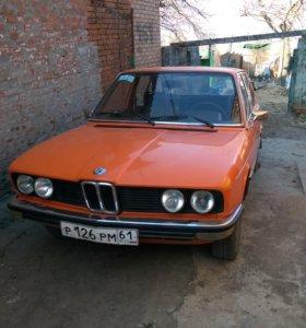 BMW 520 1977г