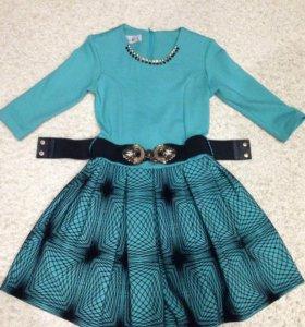 Платье для девочки р. 128-134(140)