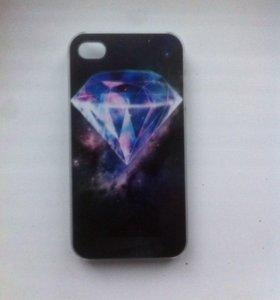 Чехол для iPhon 4,4s