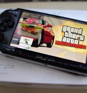 PSP 3008 GTA ,FIFA ,Tekken + 100 игр.