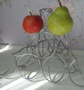 Подставки под фрукты