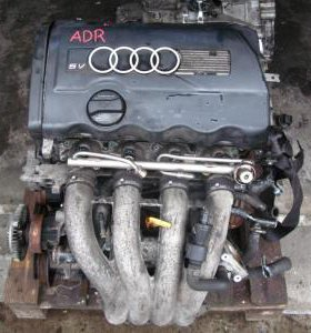 Двигатель Ауди, Фольцваген 1.8 (ADR)