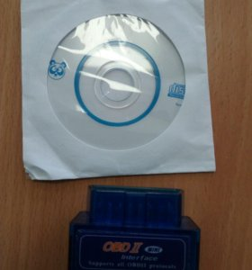 Bluetooth OBD II адаптер для авто