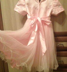 платье 105-110ободок