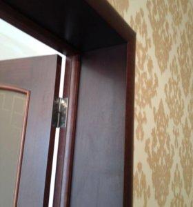 Установщик межкомнатные дверей