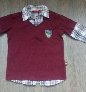 Рубашка р. 98