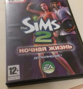 Диск sims2