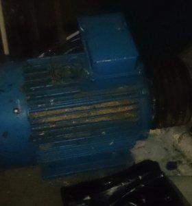 Мотор на производство