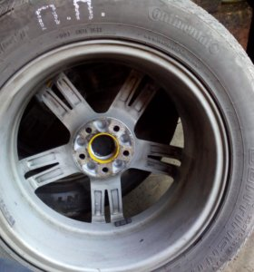 Комплект летних колес на Форд Куга, Вольво XC70/90