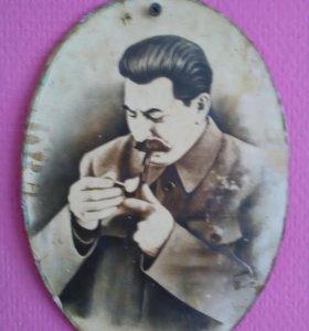 Сталин овал